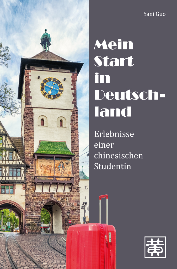 Cover Mein Start In Deutschland