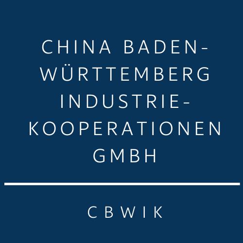 China Baden-Württemberg Industrie-Kooperationen